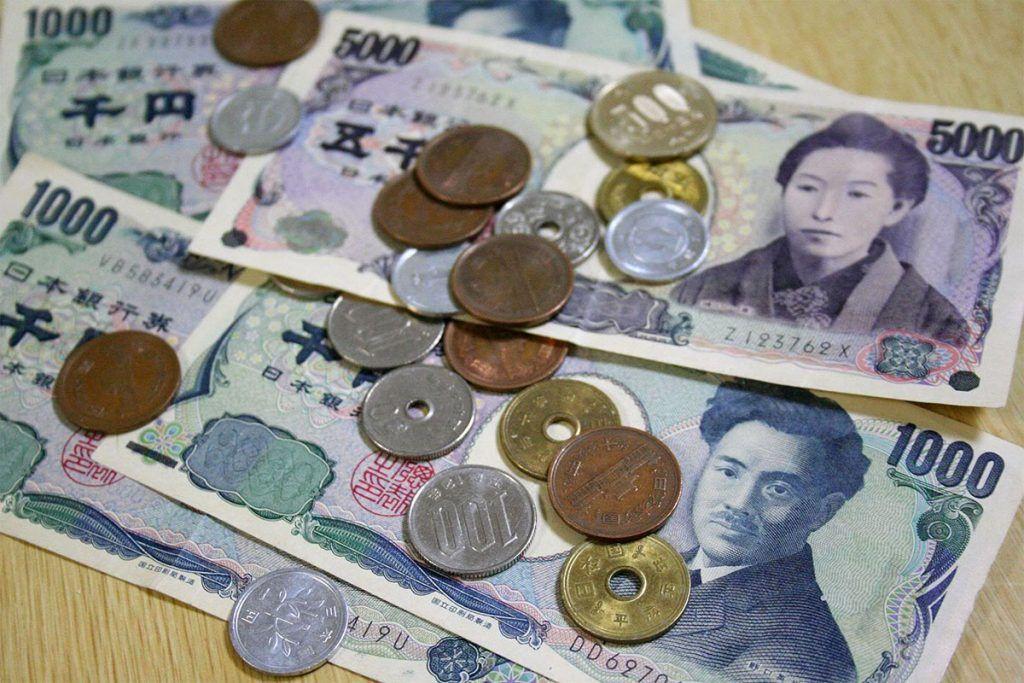 moneda en Japón - el yen - cambiar moneda para viajar