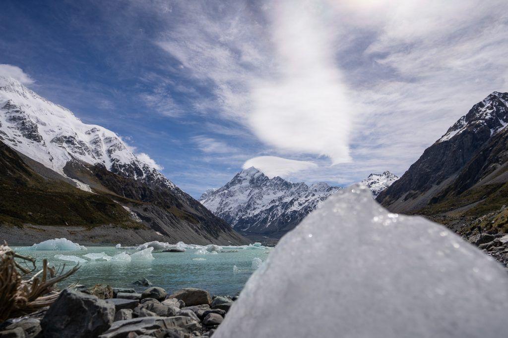 Ruta por Nueva Zelanda: Monte Cook