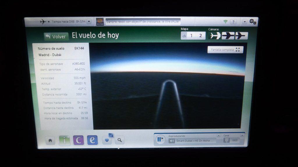 Viajar a Nueva Zelanda desde España: nuestro vuelo con Emirates
