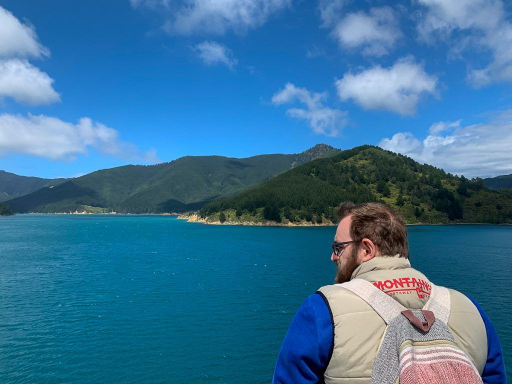 Ruta por Nueva Zelanda: Ferry de Wellington a Picton