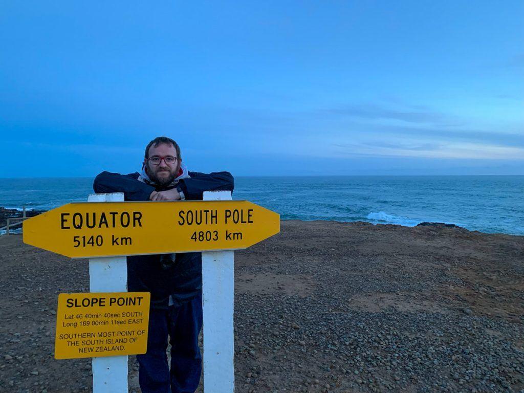 Ruta por Nueva Zelanda: Slope Point