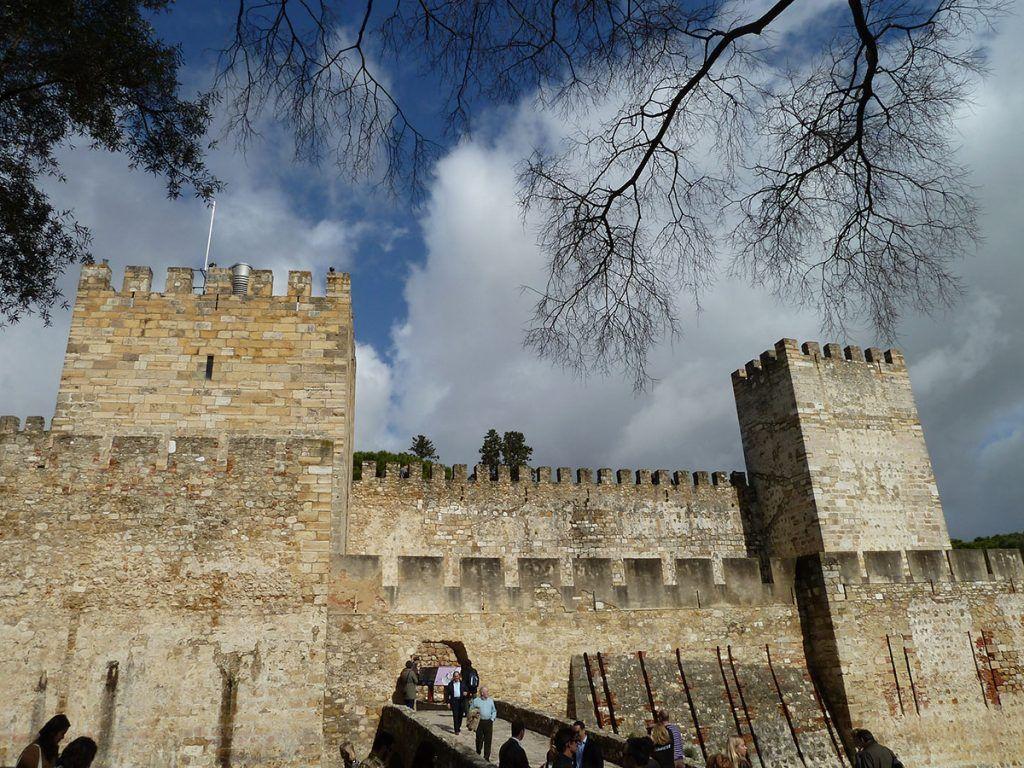 Qué ver en Lisboa: castelo de San Jorge