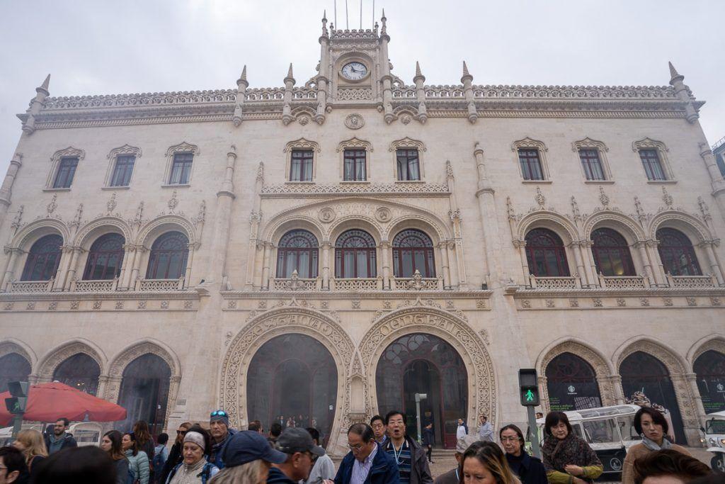 Qué ver en Lisboa: estación do Rossio