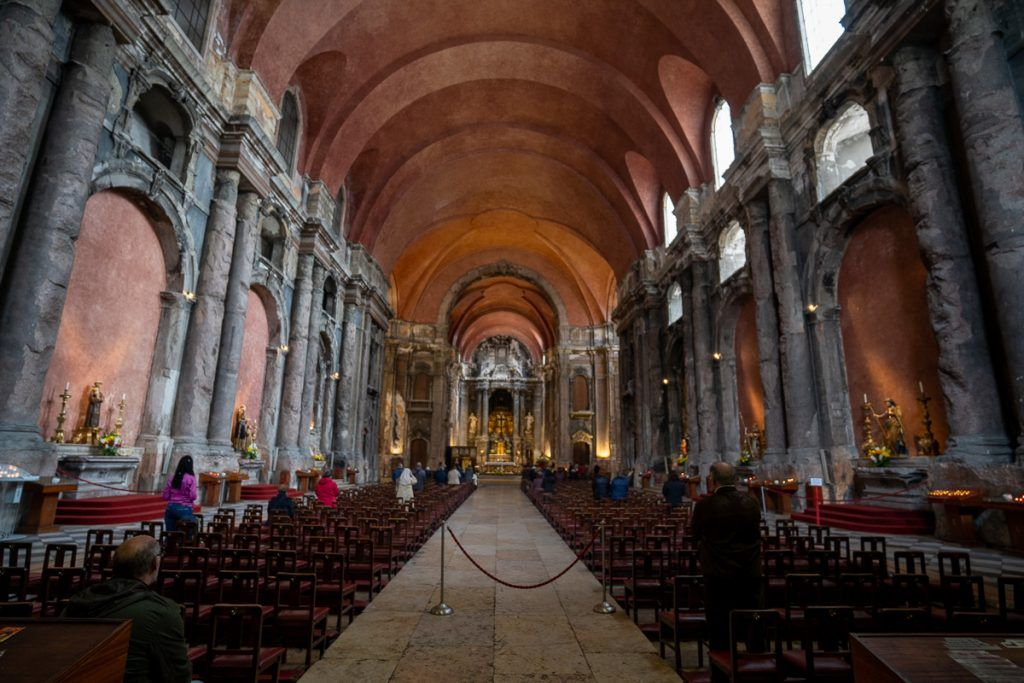 Qué ver en Lisboa: igreja de Sao Domingos