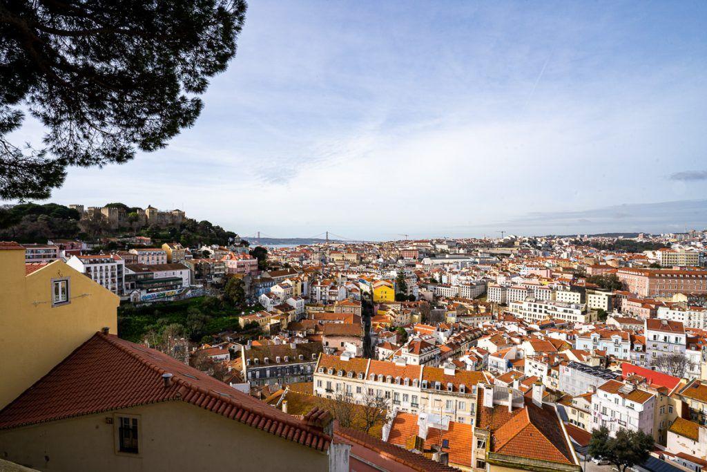Qué ver en Lisboa: mirador de Graça