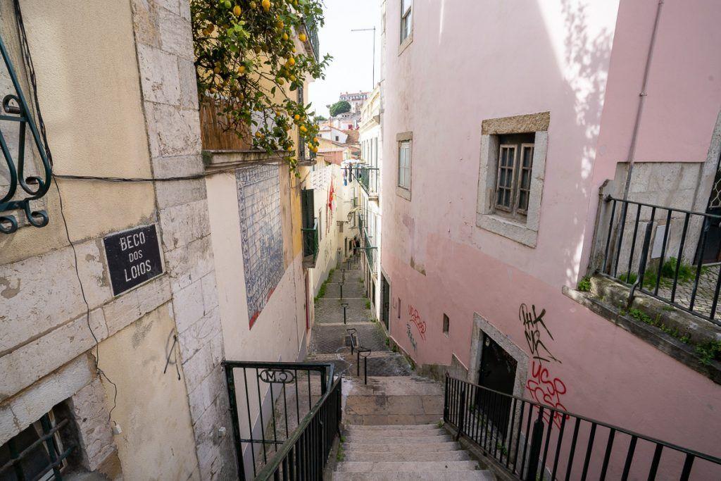 Qué ver en Lisboa: barrio de la Alfama