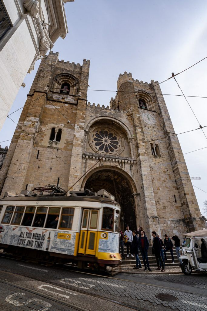 Qué ver en Lisboa: catedral de Lisboa