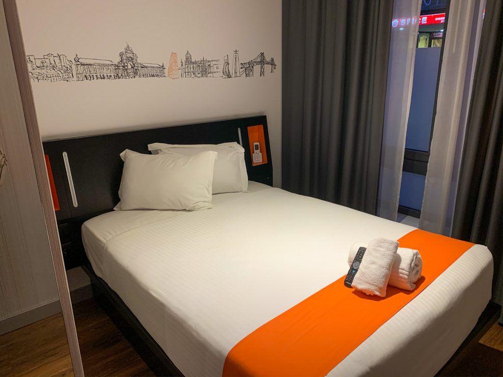 Dónde dormir en Lisboa: easyHotel Lisbon