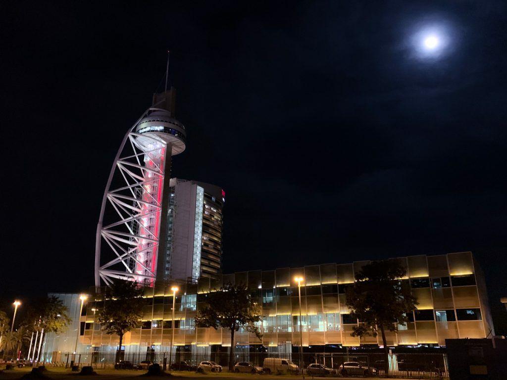 Qué ver en Lisboa: Torre Vasco de Gama