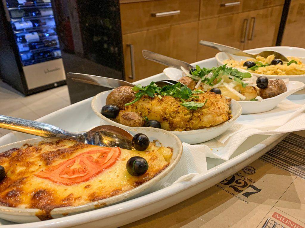 Dónde comer en Lisboa: D'Bacalhau - dónde comer en Oporto - consejos para viajar a Portugal