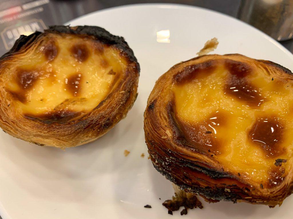 Dónde comer en Lisboa: Pasteles de nata en Saga