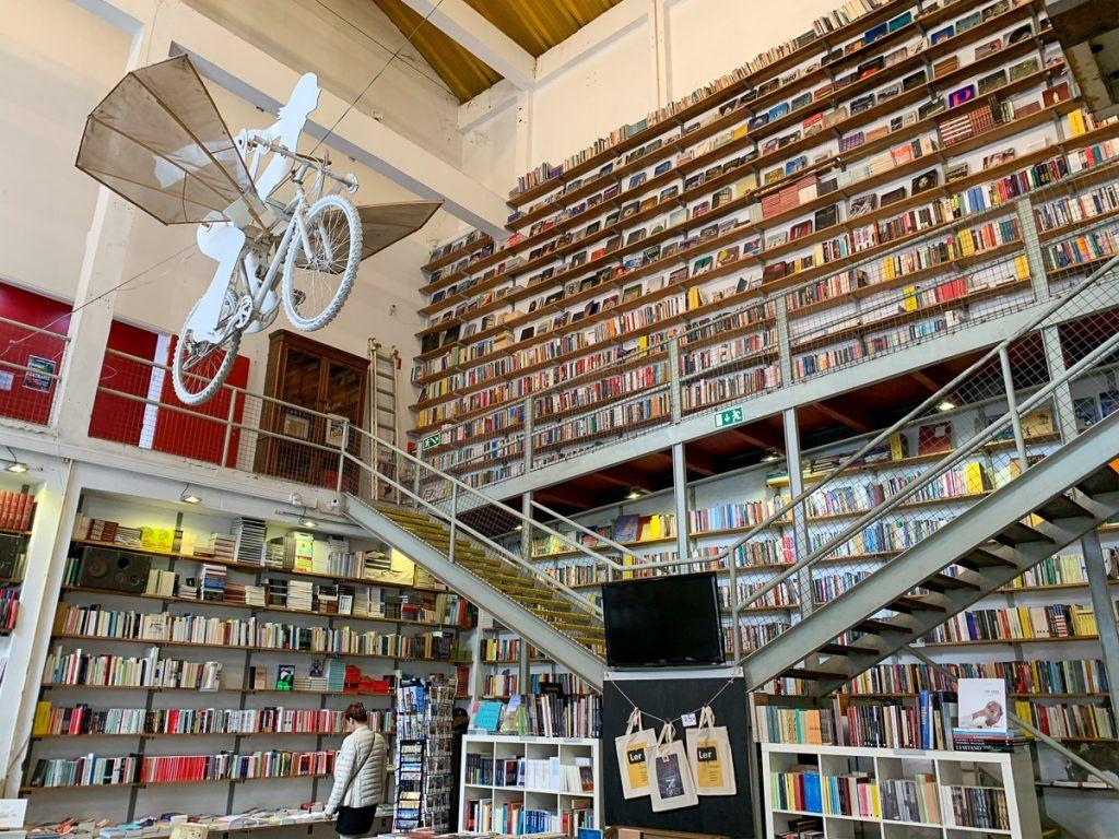 Qué ver en Lisboa: Ler Devagar
