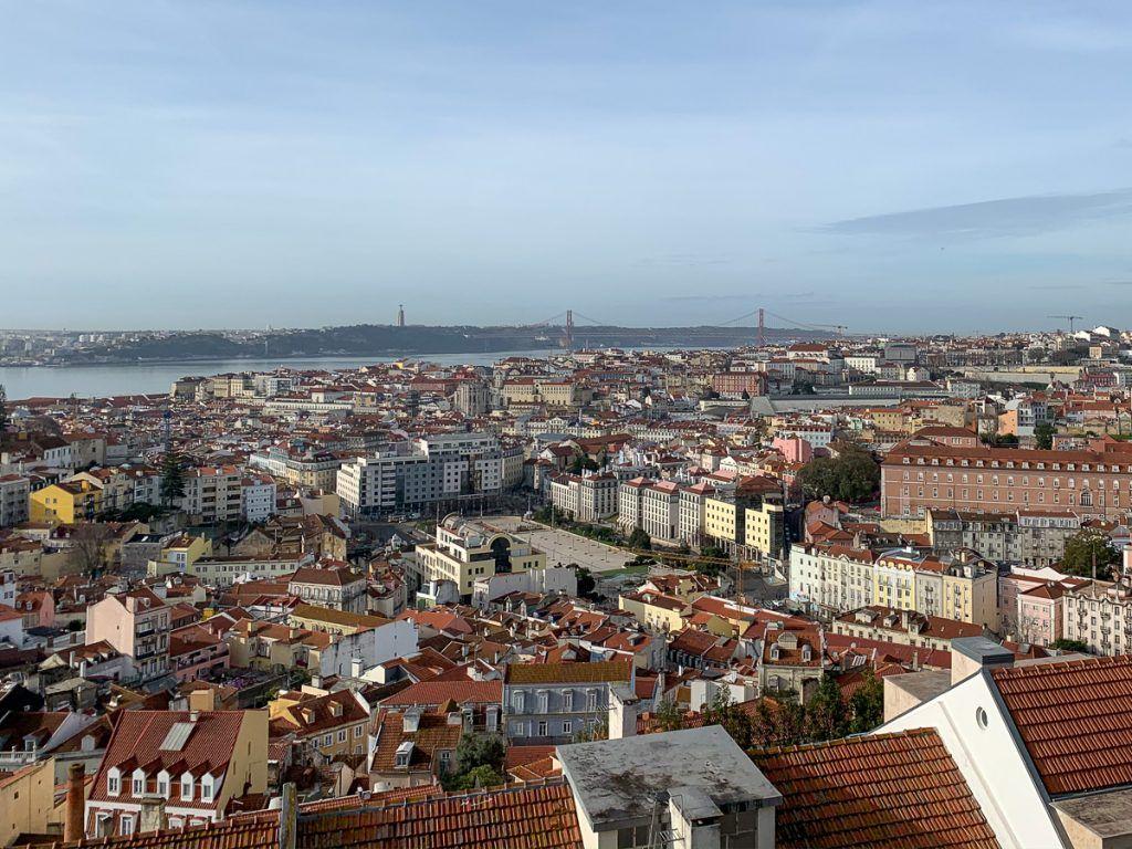 Qué ver en Lisboa: mirador de Senhora do Monte