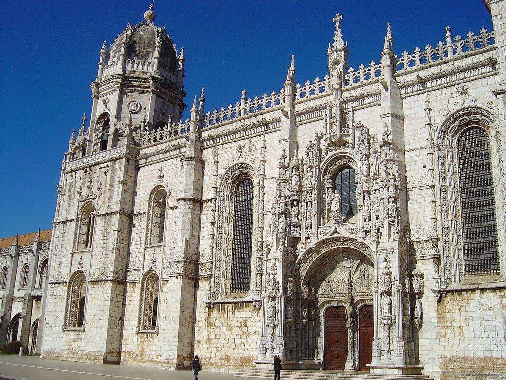 Qué ver en Lisboa: Mosterio dos Jeronimos