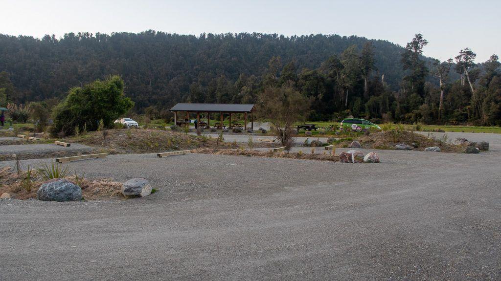 Dónde dormir en la quinta etapa de la ruta por Nueva Zelanda: Otto McDonalds