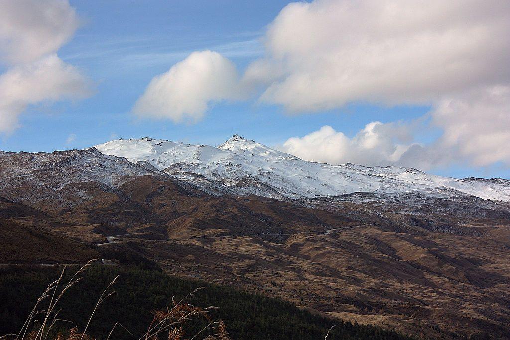 Qué hacer en Queenstown: esquiar en Coronet Peak