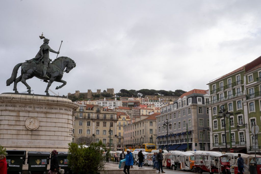 Dónde dormir en Lisboa: Avenida de la Libertad