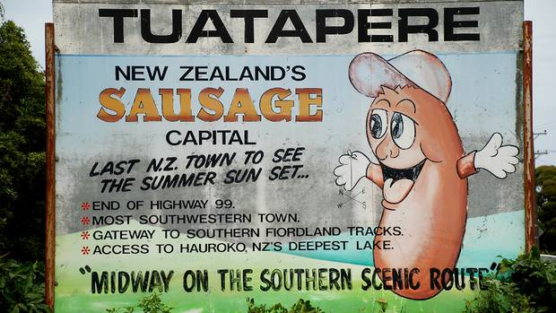 Etapa 10 por NZ desde Milford Sound a Slope Point: Tuatapere