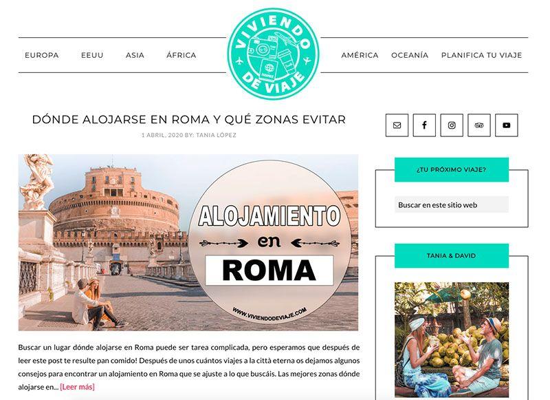Los mejores blogs de viajes: Viviendo de viaje