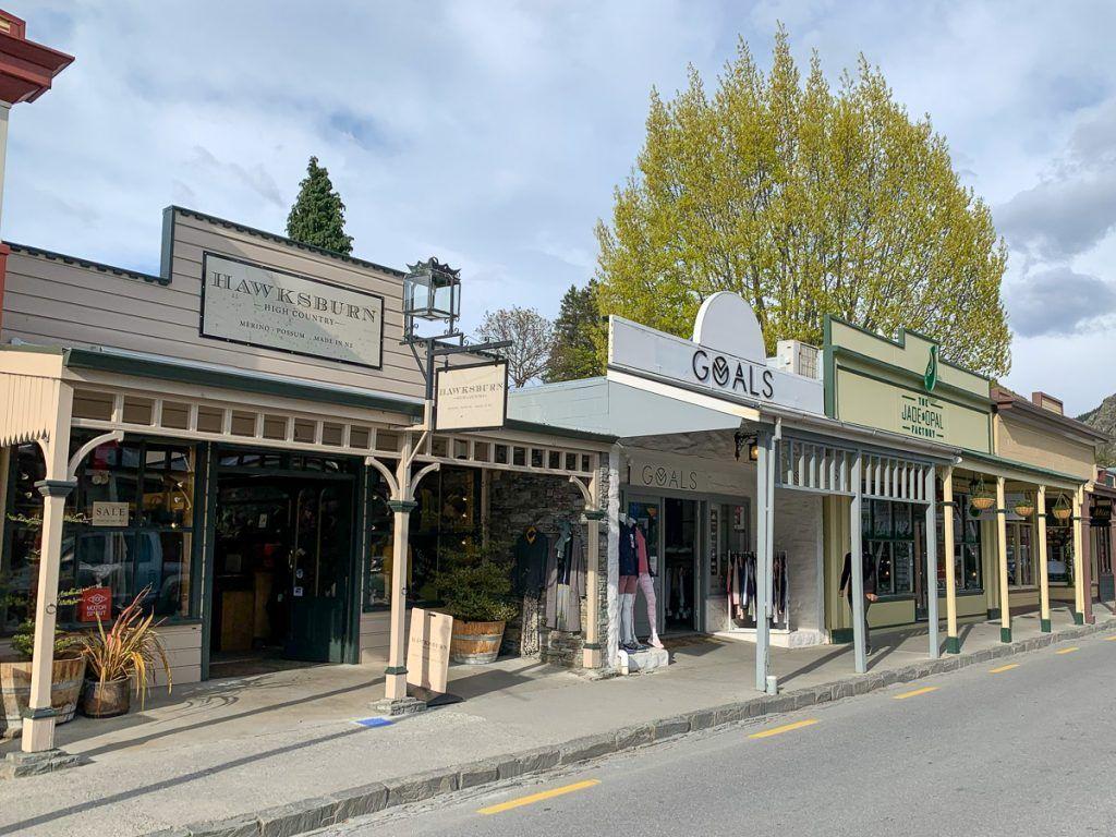 Qué hacer en Queenstown: visitar Arrowtown