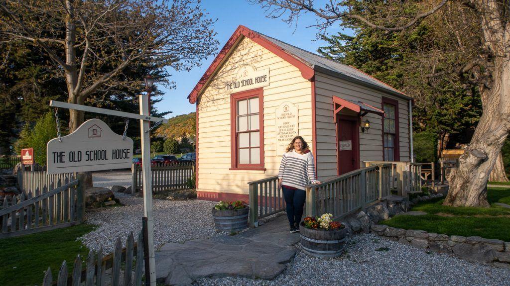 Etapa 8 por NZ desde Wanaka a Glenorchy: Cardrona