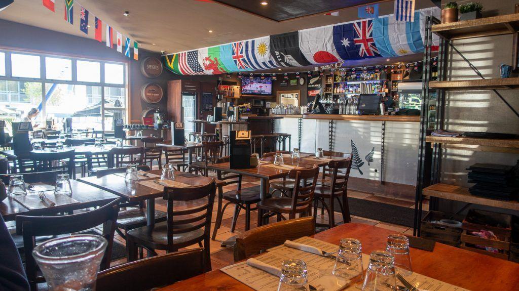 Dónde comer en la sexta etapa de la ruta por Nueva Zelanda: The Landing