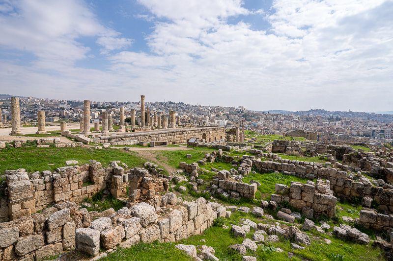 Guía de Jordania: Jerash