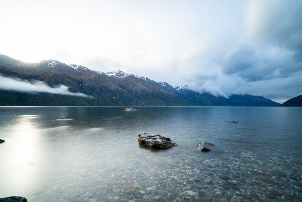 Qué hacer en Queenstown: pasear por el lago Wakatipu