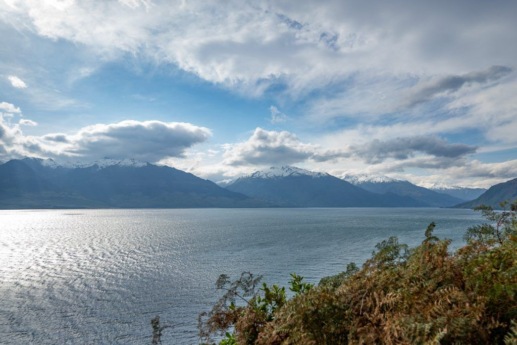 Etapa 7 por NZ desde Haast a Wanaka: Lago Wanaka