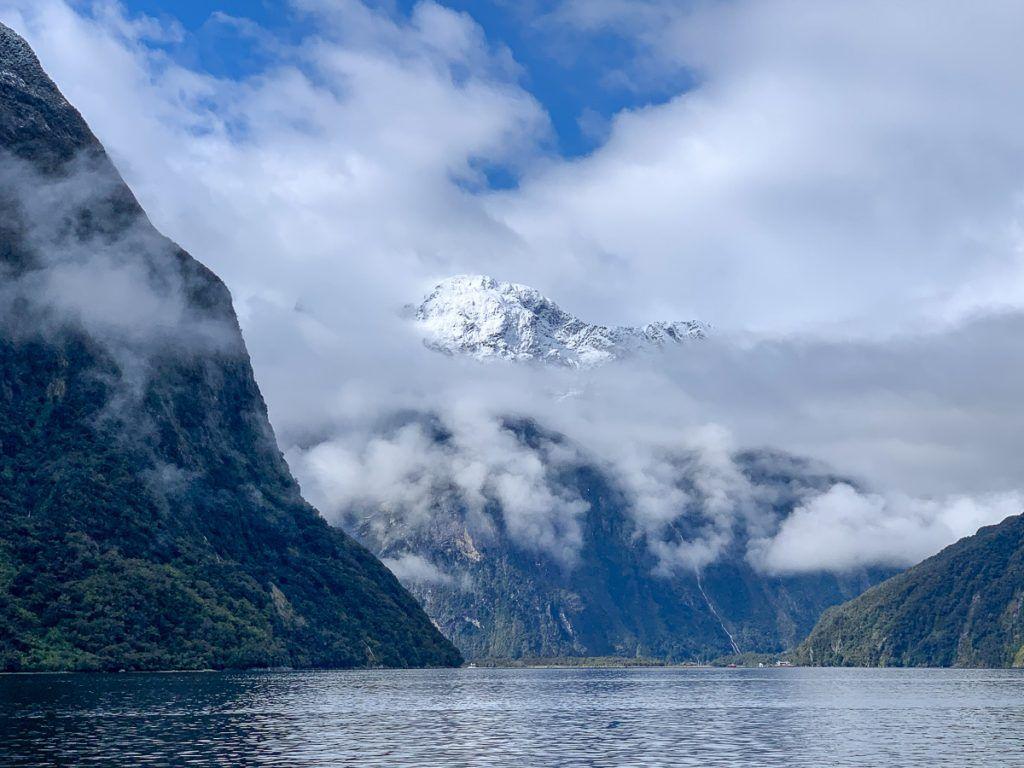 Crucero por Milford Sound: el paisaje es realmente impresionante