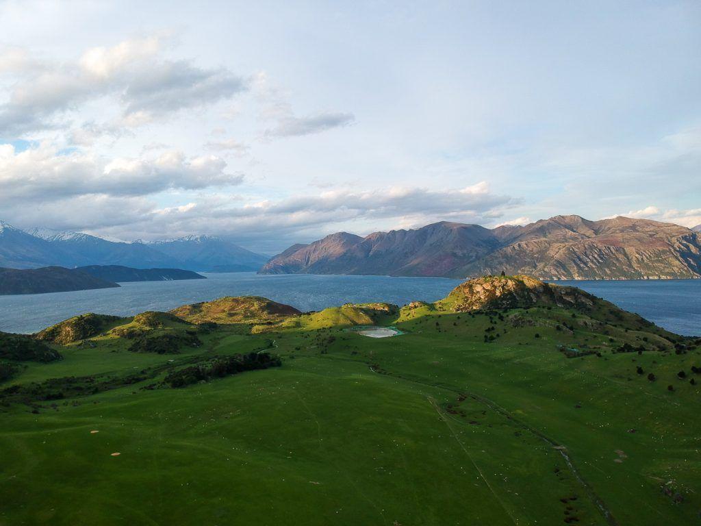 Etapa 7 por NZ desde Haast a Wanaka: Roy's Peak