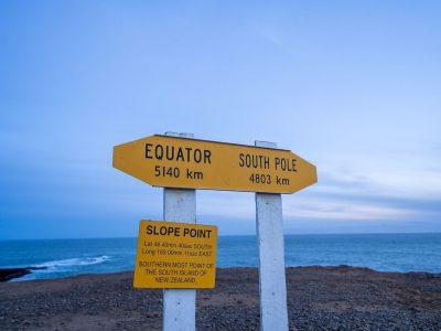 Ruta por NZ | Etapa 10: Milford Sound – Slope Point [MAPA + QUÉ VER + VÍDEO]