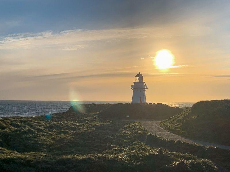 Etapa 10 por NZ desde Milford Sound a Slope Point: Waipapa Point