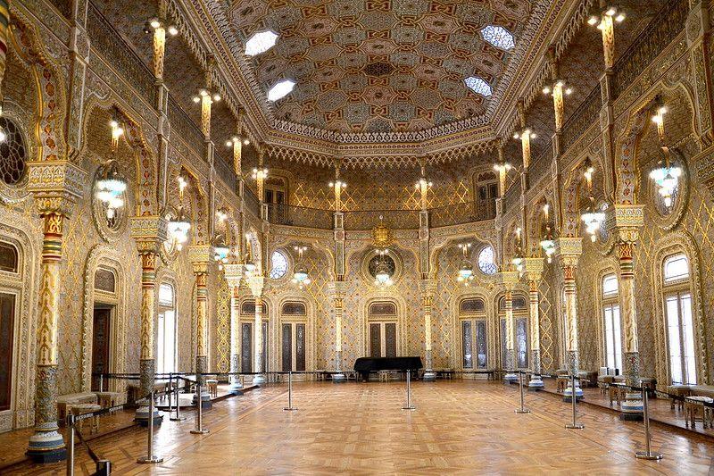 Qué ver en Oporto: Palacio da Bolsa - Imprescindibles en Oporto