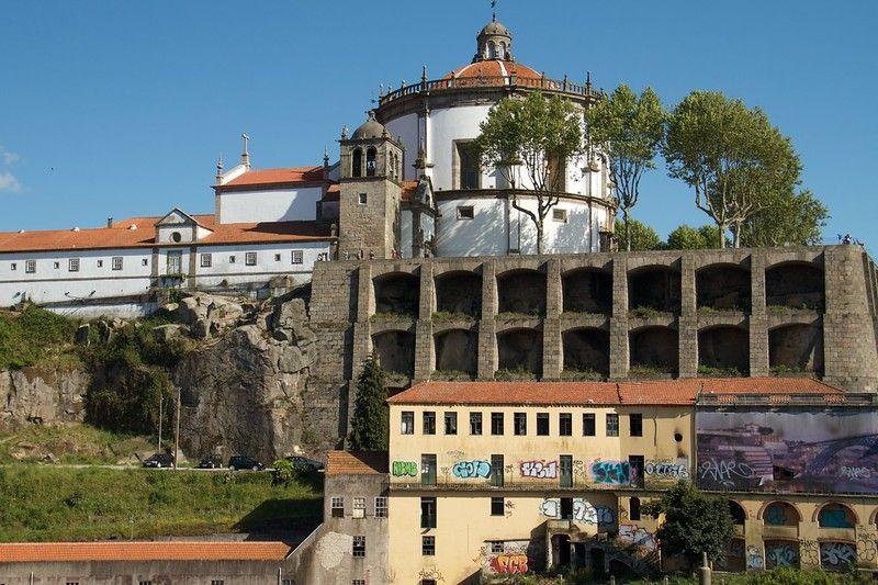Qué ver en Oporto: Mosteiro da Serra do Pilar