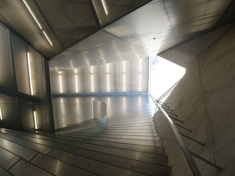 Qué ver en Oporto: interior de la Casa da Música