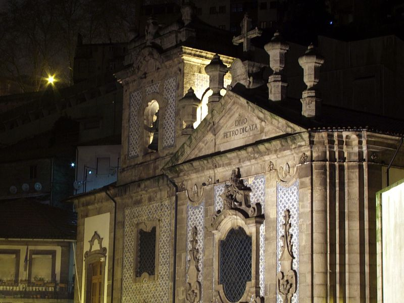 Qué ver en Oporto: Igreja Sao Pedro de Miragaia