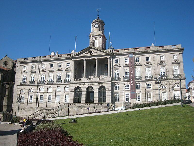 Qué ver en Oporto: Palacio da Bolsa