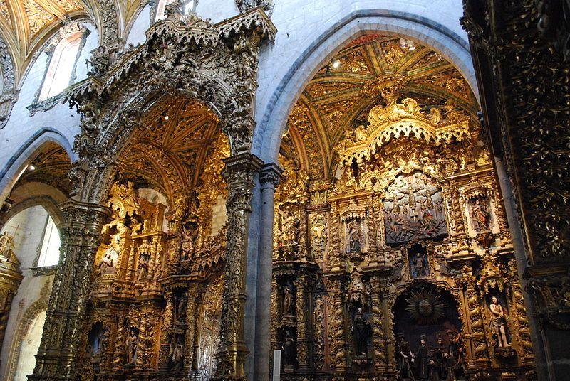 Qué ver en Oporto: Iglesia de San Francisco