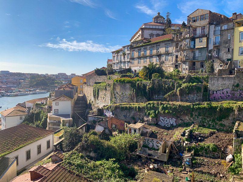 Breve historia de Oporto: Portugal debe su nombre a Oporto