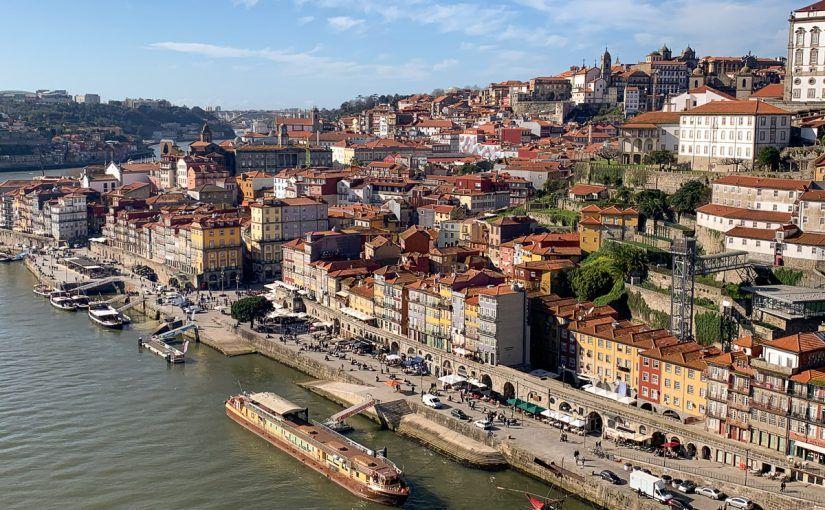 Breve historia de Oporto