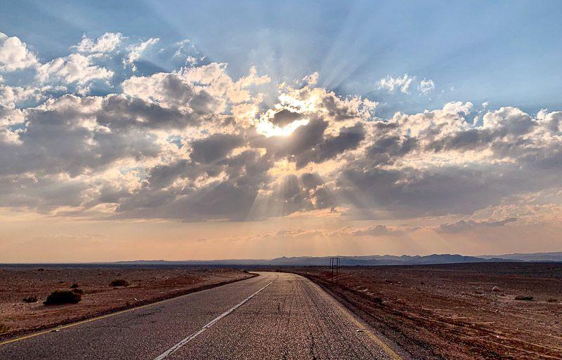 Las mejores rutas en coche del mundo: Jordania