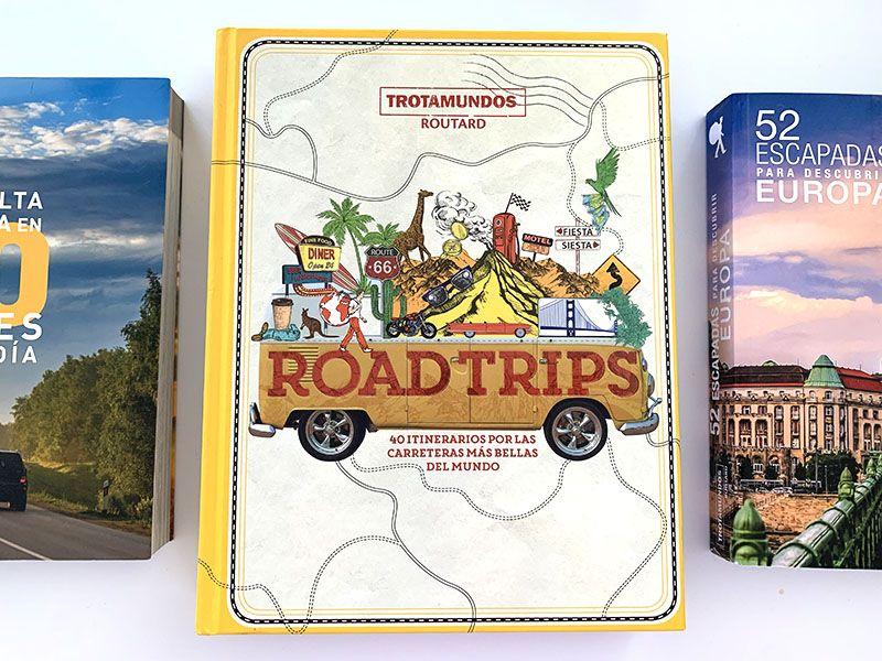 Los mejores libros para preparar viajes: Enciclopedia de Road Trips