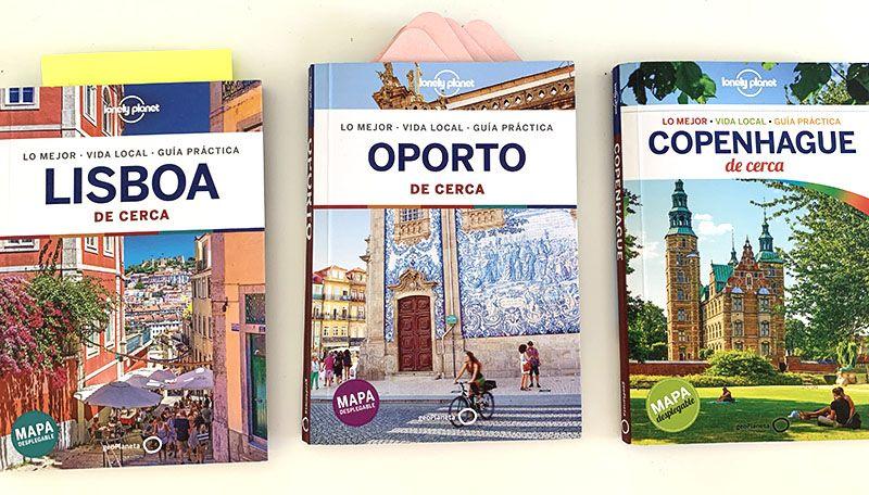 Los mejores libros para preparar viajes: Guías ...de cerca