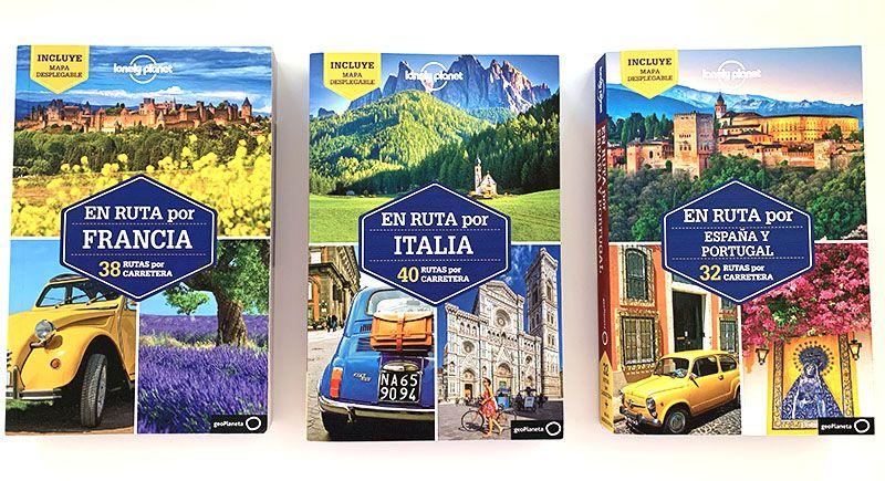 Los mejores libros para preparar viajes: Guías En ruta por......