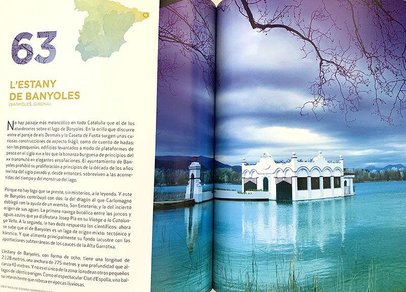 Los mejores libros para preparar viajes y buscar inspiración: 101 destinos del España sorprendentes