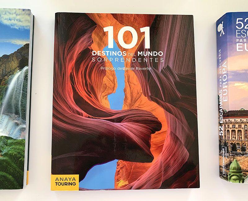 Los mejores libros para preparar viajes y buscar inspiración: 101 destinos del mundo sorprendentes