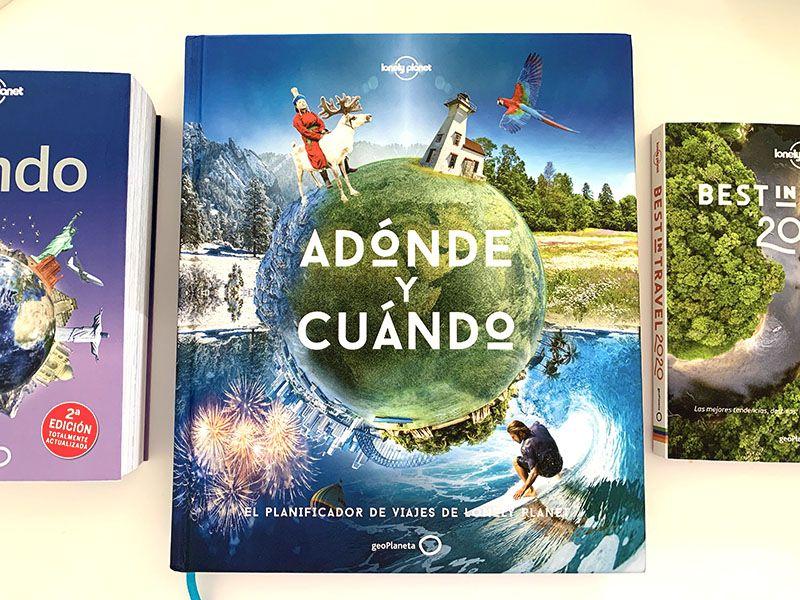 Los mejores libros para preparar viajes y buscar inspiración: A dónde y cuándo