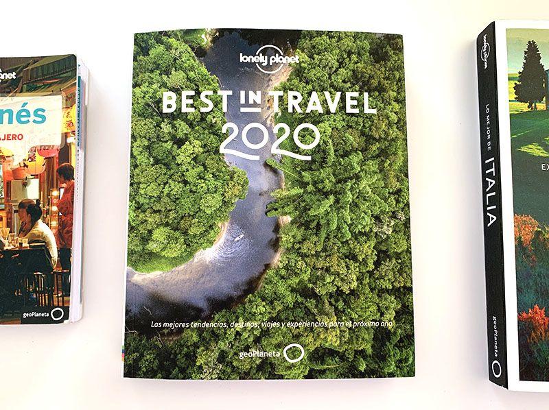 Los mejores libros para preparar viajes y buscar inspiración: Best in travel
