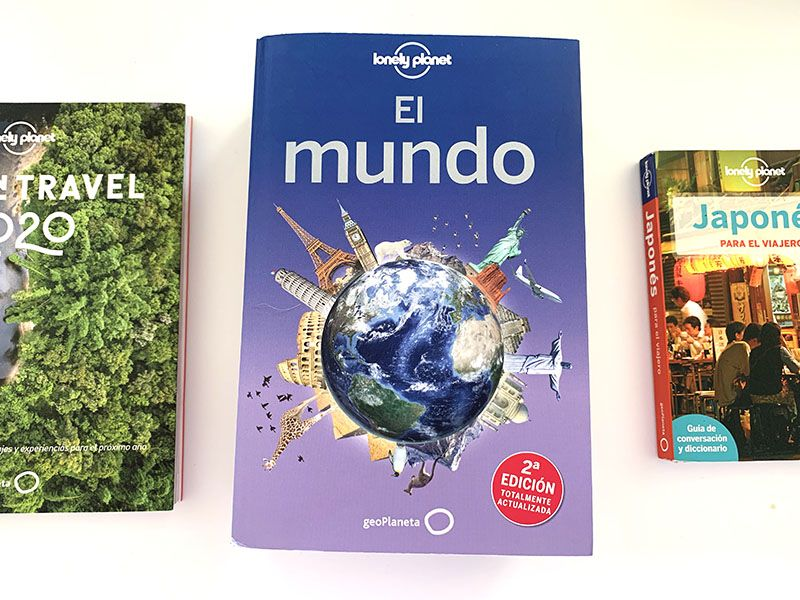 Los mejores libros para preparar viajes y buscar inspiración: El mundo